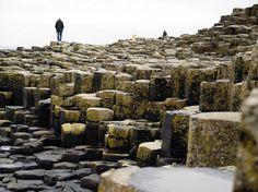 Giants Causeway – County Antrim, Ireland