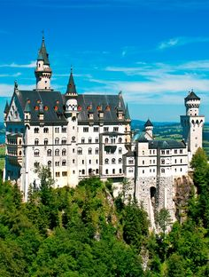 If your travels take you to Germany, don't miss Bavaria. We've put together a list of awe-inspiring castles, storybook medieval towns, green vineyards, towering mountains, and so much more for your itinerary.
