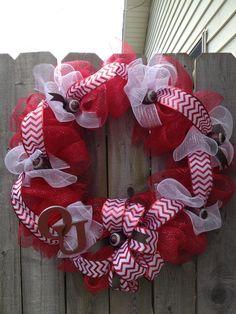 OU wreath