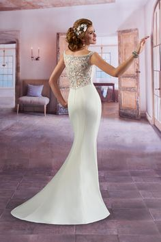 Wedding gown by Mary's Bridal - Informals