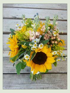 Wedding bouquet by @bellefleure #flowers
