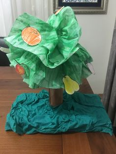 Üç boyutlu ağacımız ☺️