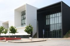Aires Mateus Science faculty Coimbra