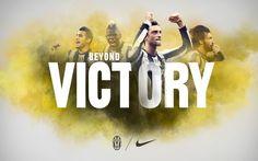 Juventus Campione d'Italia  Nike beyond victory
