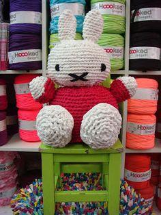 Will's Wools ZPagetti Nijntje! Zpagetti Miffy!
