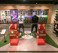 Nike Retail Interior I .....  l Nike Cevahir by Dusmekan Design I Istanbul I Dusmekan See more here: www.dusmekan.com