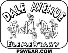 Patricia's Spiritwear specializes in custom school and team spirtwear clothing and accessories. Custom embroidery, applique, or rhinestones. Field Day, Spirit Wear, Custom Embroidery, Applique, Design