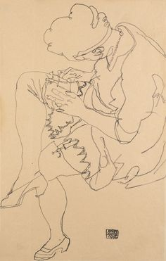 Find the latest shows, biography, and artworks for sale by Egon Schiele. A great innovator of modern figure painting, Egon Schiele is known for creating erot… Life Drawing, Drawing Sketches, Painting & Drawing, Art Drawings, Figure Sketching, Figure Drawing Reference, Gustav Klimt, Egon Schiele Drawings, Art Walk