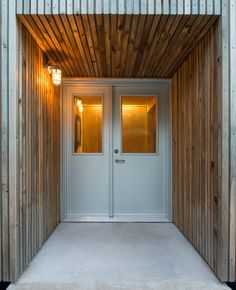 Moore Studio, Nova Scotia, Canada / Omar Gandhi Architect © Greg Richardson Photography