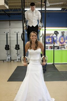 Yes best wedding pic ever