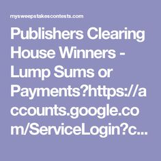 Publishers Clearing House Winners - Lump Sums or Payments?https://accounts.google.com/ServiceLogin?continue=https%3A%2F%2Fwww.google.com%2Fmaps%2Fsearch%2FEmail%2Breference%2Bid%3A%2B%255B%2523a8f21c0413f34a06b533d334f12ab6cf%2523%255D%2F%4034.1833137%2C-95.665%2C3z%3Fnogmmr%3D1%26hl%3Den-US&hl=en-US&service=local television media 1,000 giveaway from the transfer of funds 2225