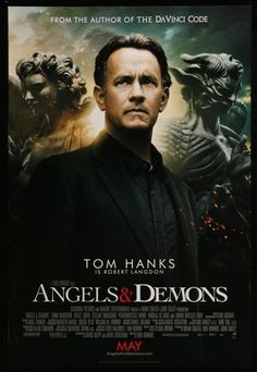 Tom Hanks as Robert Langdon pursuing ancient clues on a hunt through Rome to find four kidnapped Cardinals. Ewan Mcgregor, Top Movies, Great Movies, Movies And Tv Shows, Movies Free, Films Cinema, Cinema Posters, Movie Posters, Sky Cinema