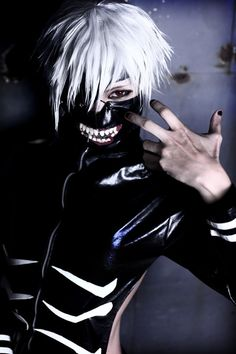 tokyo ghoul | Ken Kaneki | I guess it's cool but I don't like the teeth :p