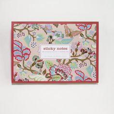 Large Butterfly Sticky Notes $8.99