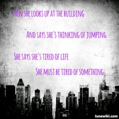 Counting crows lyrics round here *in love with this song! Great Song Lyrics, Lyrics To Live By, Music Lyrics, I Love Music, Music Is Life, Counting Crows Lyrics, Stress, Sing To Me, Greatest Songs