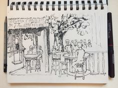 Sketching (Modelier, Bucharest)