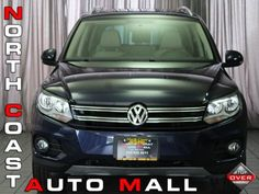 Used 2013 Volkswagen Tiguan 4Motion for sale in Akron, OH 44310 - Kelley Blue…