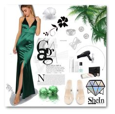 """""""SheIn XIII/4"""" by soofficial87 ❤ liked on Polyvore featuring NARS Cosmetics, Effy Jewelry and Accessorize"""