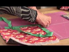 Turn Binding Corners Perfectly with Marianne Fons - YouTube