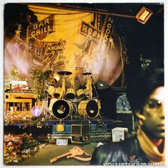 """Prince – Sign """"O"""" The Times (9th studio album, contained songs from three albums that Prince recorded but never released.)"""