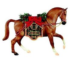 "Brass  HORSE /& CARRIAGE Western Christmas Ornament NIB 2.75/""L"