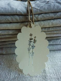 Sweet paper tags