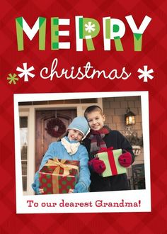 Merry Mix - Christmas Greeting Cards in Scarlet | Magnolia Press