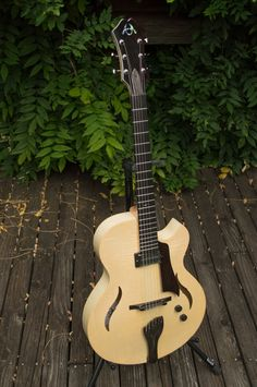 SOLD - American Custom Collector Series | American Archtop Guitars