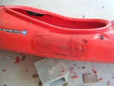 Kayak or Canoe repair!