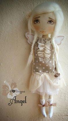 Mimin Куклы: ангелы
