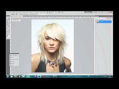 [FR] TUTO photoshop detourage précis - YouTube
