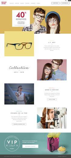 Antoine Laoun  Beautiful & neat website.  http://antoinelaoun.com