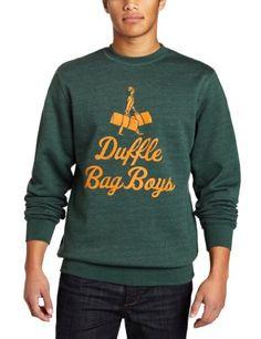 Crooks & Castles Men's Knit Crew Duffle Bag Boy « Clothing Impulse