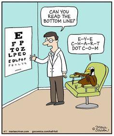 Eye Meme of the Week!