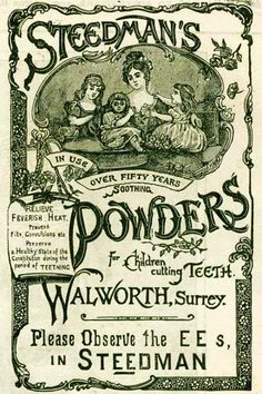 English Historical Fiction Authors: Deadly or a Curative-poisons in medications Vintage Labels, Vintage Ephemera, Vintage Ads, Vintage Images, Vintage Signs, Vintage Posters, Old Advertisements, Advertising, Historical Fiction Authors