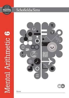 Mental Arithmetic Book 6: Years 6-7, Ages 11-12