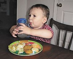 Food Chaining! Program for picky eaters to expand foods they will eat.