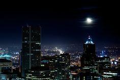 Portland Night Sky by Paul Cleary, via 500px