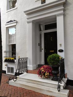 My Notting Hill: After Georgetown There's Frederick MD