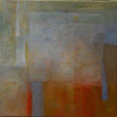 Anne De Vylder - oilpainting - 40 x 40
