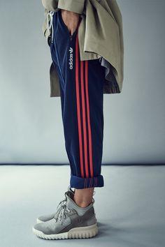 adidas Originals Tubular X Premium Primeknit Lookbook