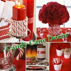 Candy canes.....