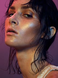 Lena Bergeron by Patrick Lacsina in Too Bright to Sleep for Factice Magazine Exclusive September 2016