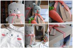 Los conejos se multiplican en este pack para bebé…