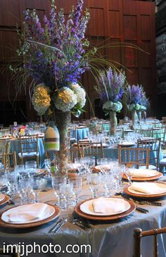 Event arrangements with fishing theme - Karin's Florist
