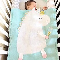 Loyal Baby Blanket Black White Cute Rabbit Swan Cross Knitted Plaid For Bed Sofa Bedding Stroller Blanket Bath Towels Play Mat Gift Baby Bedding