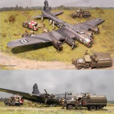 The Crash Site - B-17 Part1 By: Bjørn Jacobsen From: dioramas-and-models #usa #eua #crash #site #aeronave #airplane #aircraft #aeronave #plastimodelismo #miniatura #miniature #miniatur #scalemodel #scalemodelkit #plasticmodel #plastimodelo #maqueta #maquette #modelismo #modelisme #modelism #usinadoskits #udk #plamodel #hobby #diorama