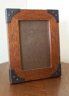 Arts /& Crafts 11X 14 and 11/'X 16 Mission Style Frames for Todd