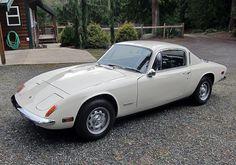 1971 Lotus Elan +2 S