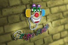 Logotipo grupo alegria